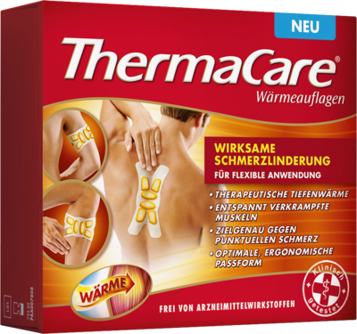 Thermacare flexible Anwendung (PZN 11080829)
