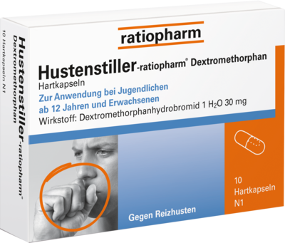 Hustenstiller ratioph.Dextromethorphan (PZN 09230807)