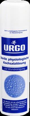 Urgo Steriles Physiologisches Kochsalzlsg. (PZN 04954162)