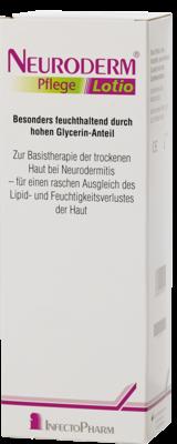 Neuroderm Pflegelotio (PZN 09614175)