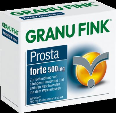 Granu Fink Prosta forte 500mg (PZN 10011921)