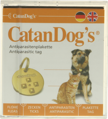 Catandogs Antiparas Plaket (PZN 00547135)
