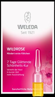 Weleda Wildrose 7 Tage Glättende Schönheits-kur (PZN 10758643)