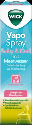 Wick Vapospray zur Nasenspülung für Kinder (PZN 10200125)
