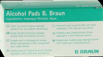 Alcohol Pads Braun Tupfer (PZN 00629703)