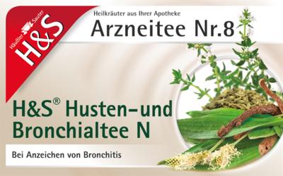 H&s Husten- und Bronchialtee N (PZN 03796790)