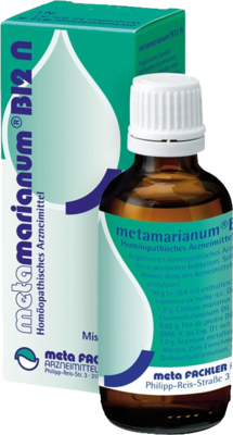 Metamarianum B 12n (PZN 04776335)