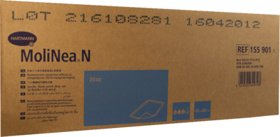 Molinea N Krank.unterl.40x60cm 20l. (PZN 00366899)