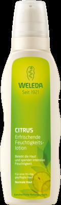 Weleda Citrus Erfrischende Feuchtigkeits (PZN 07625252)