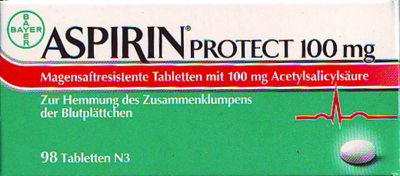 Aspirin Protect 100mg (PZN 06706155)