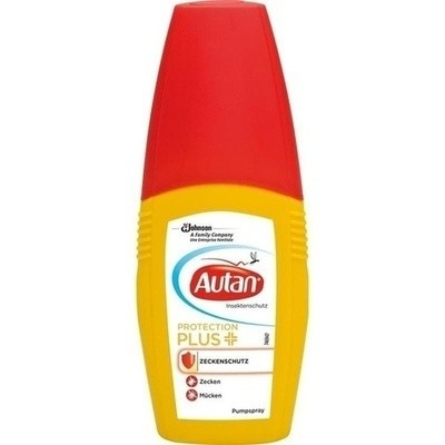 Autan Protection Plus Zeckenschutz Pumpspray (PZN 00490978)