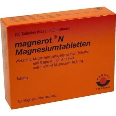 Magnerot N Magnesium (PZN 06963343)