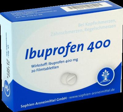 Ibuprofen Sophien 400 (PZN 08892073)