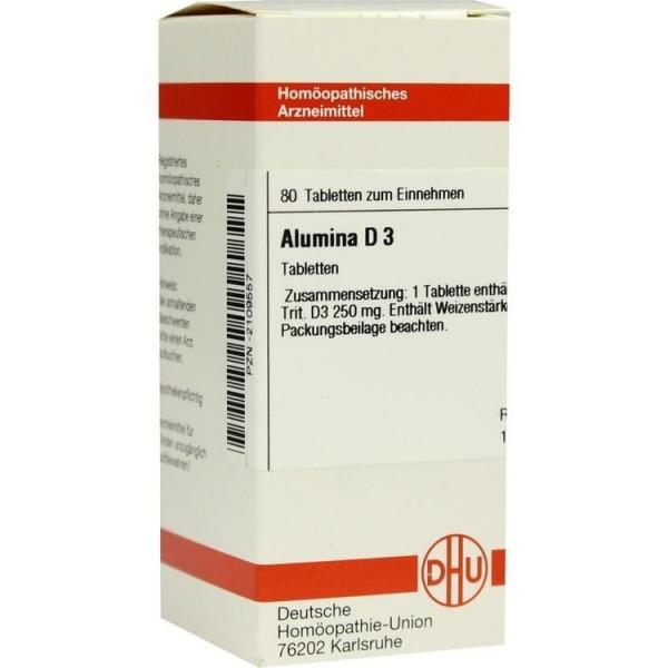 Alumina D3 (PZN 02109557)