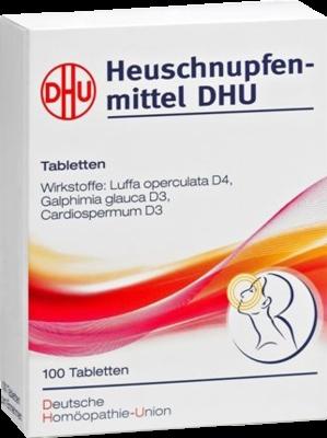 Heuschnupfenmittel Dhu (PZN 08436903)