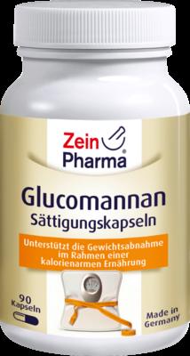 Glucomannan Sättigungs (PZN 09612294)