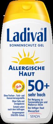 Ladival Allergische Haut Gel Lsf 50+ (PZN 03520421)