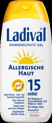 Ladival Allergische Haut Gel Lsf 15 (PZN 03373457)