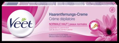 Veet Haarentfernungscreme Normale Haut (PZN 07768282)