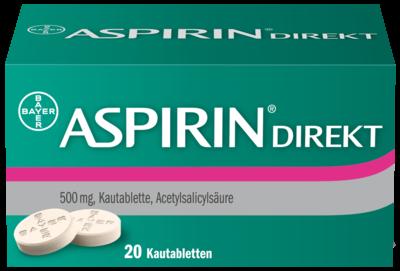Aspirin Direkt (PZN 04356254)