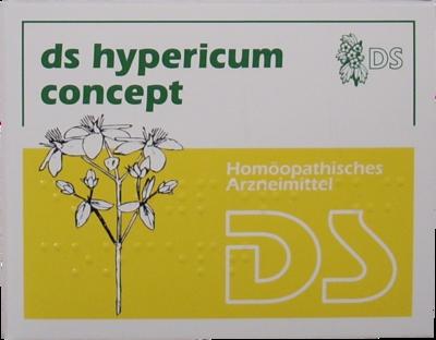 Ds Hypericum Concept Tabl. (PZN 00588619)