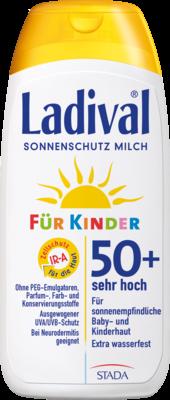 Ladival Kinder Sonnenmilch Lsf 50+ (PZN 03518648)