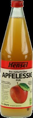 Hensel Apfelessig Naturtrueb Bio (PZN 06078670)