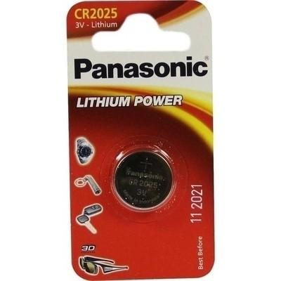 Batterien Lithium 3v Cr 2025 (PZN 00683944)
