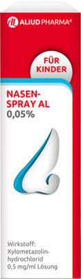 Nasenspray Al 0,05% (PZN 01173607)