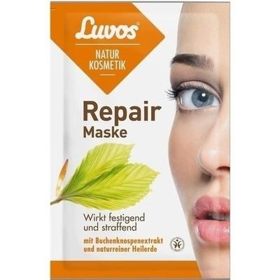 Luvos Heilerde Repair Maske Naturkosmetik (PZN 10739864)