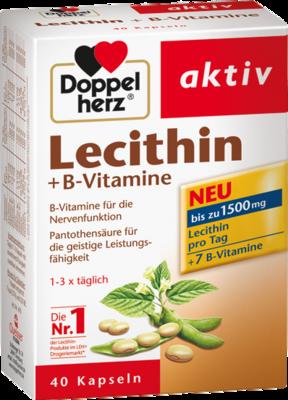 Doppelherz Lecithin + B-vitamine Kapseln (PZN 00329119)
