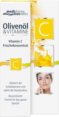 Olivenöl & Vitamin C Frischekonzentrat (PZN 05357014)