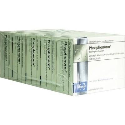 Phosphonorm Hart, 5X100 St (PZN 02358183)