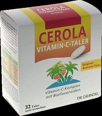 Cerola Vitamin C Taler Grandel (PZN 03106466)