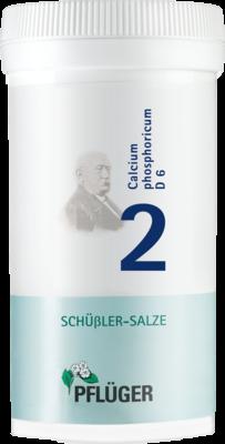 Biochemie Pflüger 2 Calcium phosphoricum D6 (PZN 06318789)