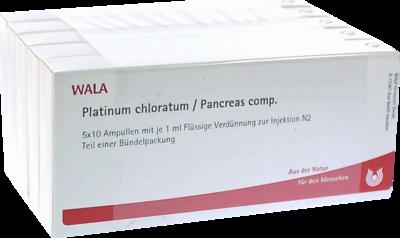 Platinum Chlorat./ Pankreas Comp. Amp. (PZN 02086448)