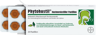 Phytohustil Hustenreizstiller (PZN 10033408)
