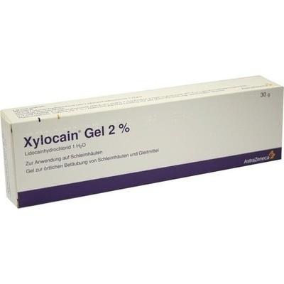 Xylocain Gel 2% (PZN 01138060)