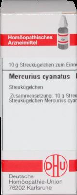 Mercurius Cyanatus D6 (PZN 02927267)