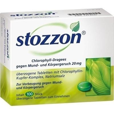 Stozzon Chlorophyll (PZN 07474020)