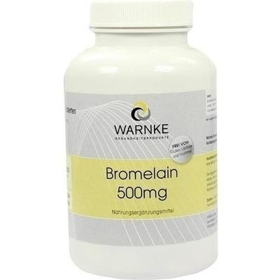 Bromelain 500 Mg (PZN 02177843)