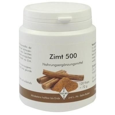 Zimt 500 (PZN 04305162)