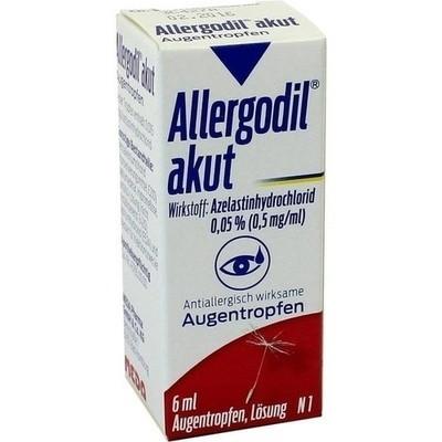 Allergodil Akut (PZN 04095291)