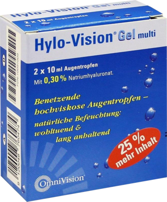 Hylo-vision Gel Multi (PZN 10091009)
