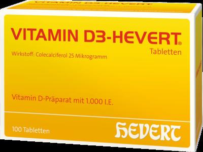Vitamin D3hevert (PZN 04897760)
