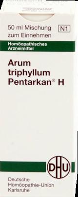 Arum Triphyllum Pentarkan H Dil. (PZN 02074391)