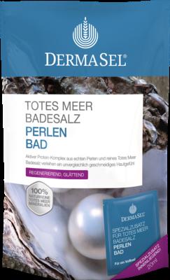Dermasel Totes Meer Badesalz+perle Exklusiv (PZN 07390205)