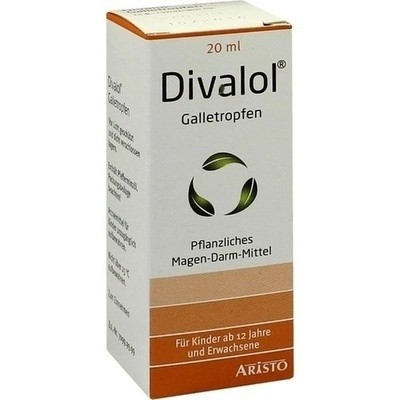 Divalol Galletropfen (PZN 00006161)