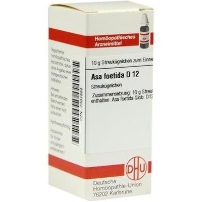 Asa Foetida D12 (PZN 02893999)