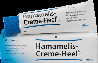 Hamamelis Creme Heel S (PZN 09098319)